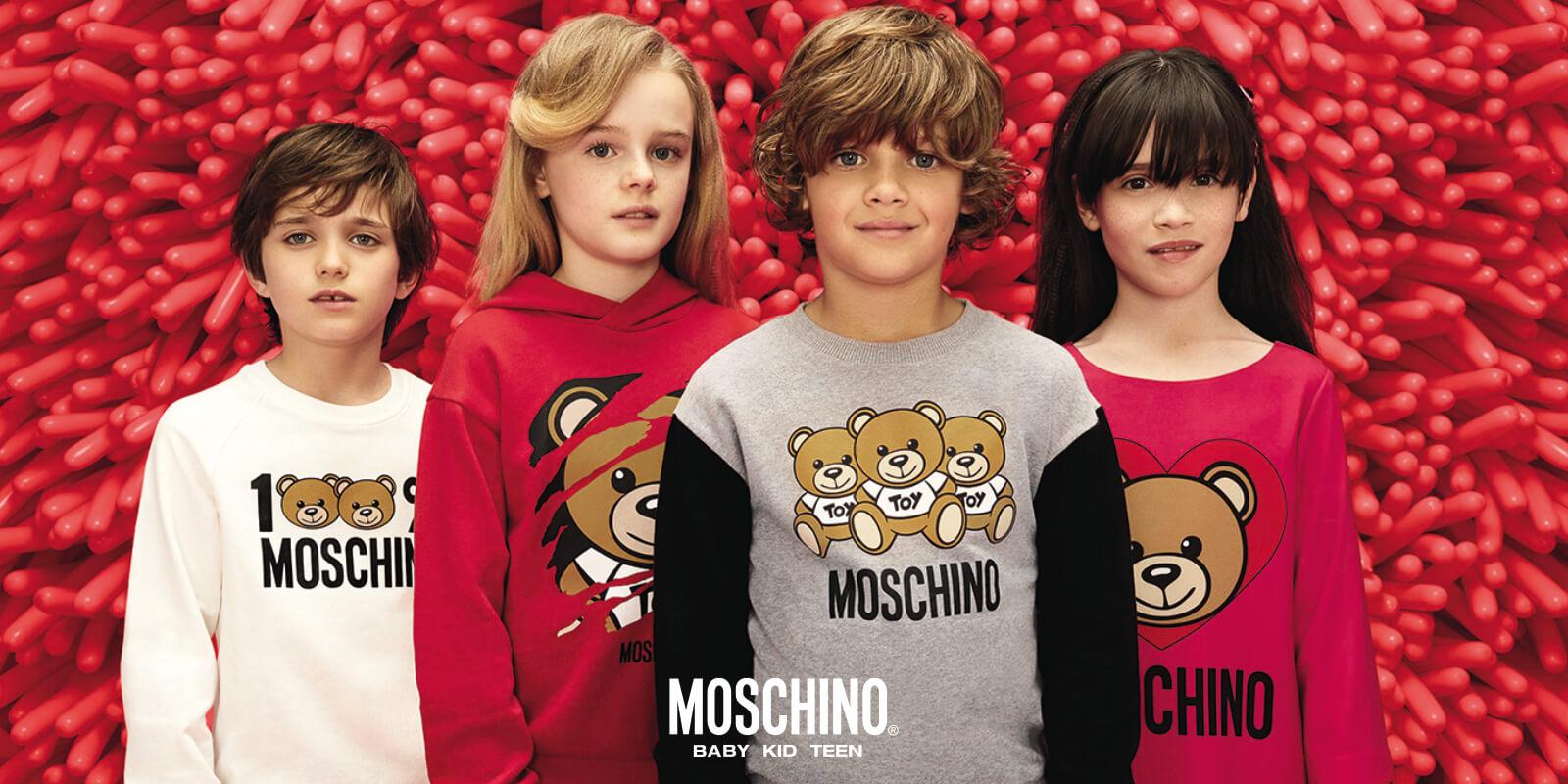 Moschino kids - Altanaspa